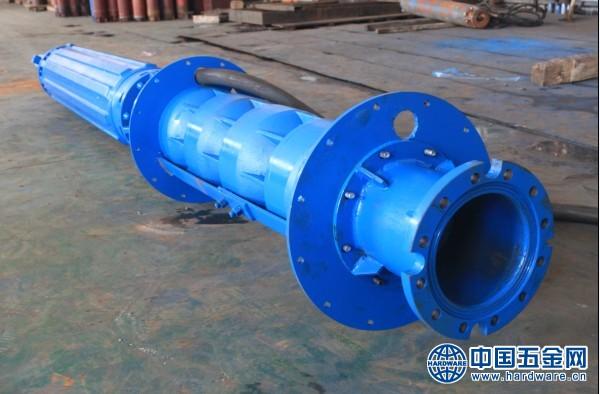 400QK矿用潜水泵