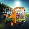 直销防撞护栏立柱打桩机 HB-30液压立柱打桩机的参数报表