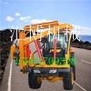 生产高速公路立柱打桩机 HB-30乡村道路护栏打桩机生产厂家