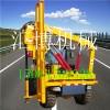 供应护栏立柱打桩机 HB-30波型护栏打桩机 产品热销