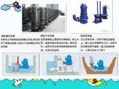 潜水排污泵-污水排污泵-QW抽污水泵-天津奥特泵业