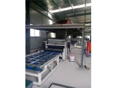 山东轻质保温复合墙体板生产线-隔墙板生产线