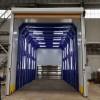 浙江定制各种型号伸缩移动喷漆房 环保设备厂家