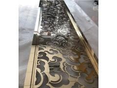 不锈钢黄铜屏风隔断,尺寸颜色厚度定制高端