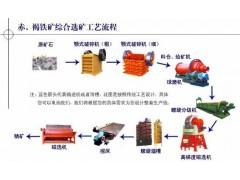 铂思特复杂难选铁矿石选矿技术,高磷铁矿石脱磷,铁尾矿选铁机