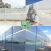 廣州高2.5米*寬2.5米標準圍擋價格 珠海施工圓孔網墻
