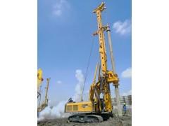 好机手是这样操作旋挖机的,湖北宜昌360钻机出租服务