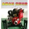 薩登便攜式柴油動力2.5寸消防泵