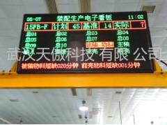 丰田车间精益生产管理andon安灯系统