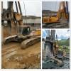 雨季這樣操作旋挖鉆機,正確規避安全隱患及故障!