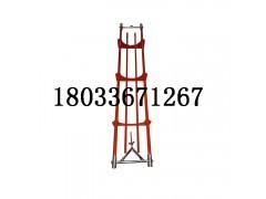 可用于轉角塔掛線作業鋁合金出線平掛梯車工作臺