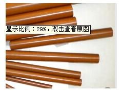 深圳鴻威熱固性耐高溫400度聚酰亞胺棒 高硬度抗靜電PI棒