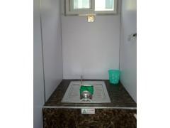 移動廁所用不銹鋼打包蹲便器 無需水沖 不銹鋼廁所