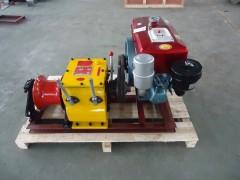 電力放線牽引絞磨機 機動絞磨機價格 絞磨機廠家 柴油牽引機