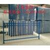 东莞学校防爬栏现货 惠州公园隔离栅零售 清远别墅栏杆图片