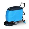山東洗地機廠家鼎潔全自動手推拖地機免費上門試機