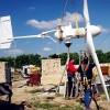 全套家用风力发电机220伏1500瓦小型风力发电机厂家