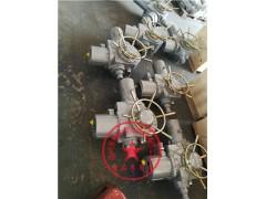 智能閥門執行機構F-DZW60扭矩600NM