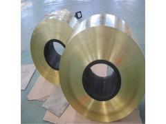 供應國標黃銅帶 軟態 半硬 全硬 銅帶任意分條 鍍錫銅帶
