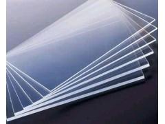深圳鴻威供應各種厚度防刮花PC板/透明加硬聚碳酸酯板