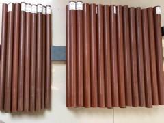 深圳鴻威廠家供應美國進口高性能耐高溫棕色PI棒