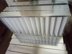 支持定制鋁框艾默生精密空調過濾網無紡布凈化區中央空調凈化濾網