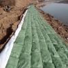 河道綠化護坡生態袋的碼放做法