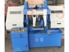 大型金属锯切设备厂家 GZ4228自动自动金属带锯床欢迎选购