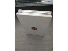 净化彩钢夹芯板 净化岩棉夹芯板 净化岩棉板