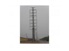 220kv钢管杆 gh钢管杆避雷针塔
