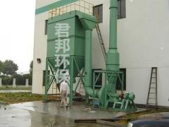 DMC-36型脈沖布袋除塵器/河北布袋除塵器設備廠家