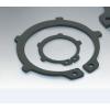 廠家供應DIN983 帶外凸耳型 帶外齒軸用彈性擋圈卡簧