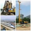 山西求租220旋挖鉆,湖南施工的高鐵這3座城市將受益