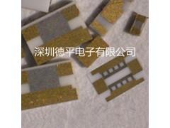 供应3W薄膜DC-18GHz高频RT1206贴片衰减片