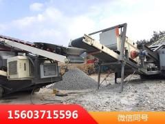 時產300噸移動式處理建筑垃圾設備?XHY81