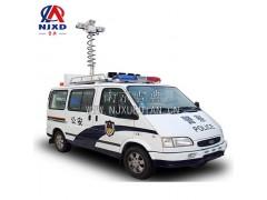 車載應急升降照明監控設備