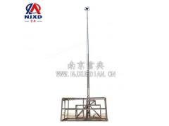 雪典T5-110-1500-6000升降天線系統