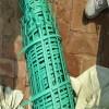 厂家现货出售种植会攀爬的植物用钢塑攀爬网