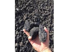 黑色火山巖凈水濾料 人工濕地火山巖濾料