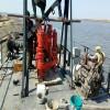 河道潜水式清淤泵-不堵塞耐磨污泥泵