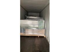 立式车床集装箱出口运输到马来西亚