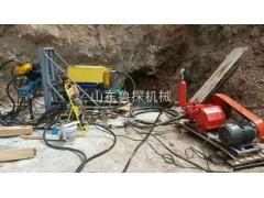 KY-200金属矿山全液压探矿钻机 分体式坑道钻机灵活施工