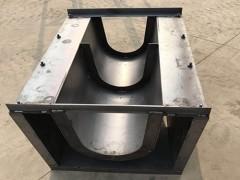 农田水泥U型槽模具-高速U型槽模具-振通模具