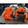 維修川崎液壓泵 維修抓車川崎液壓泵K3V140DT