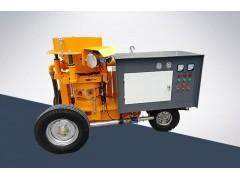 耿力TK700轉子式混凝土噴射機如何操作?