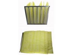 空調用過濾袋廠家 效率F5F6F7F8中效袋式過濾器