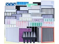 青岛中央空调净化空气用板式袋式初效中效过滤器厂家