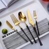 供應金銀器餐具翻新金飯碗連蓋鍍金銀筷子筷子架 小蠻腰刀叉