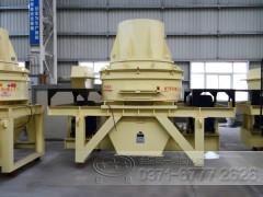 時產一二百噸左右河石制沙機設備多少錢WYL82