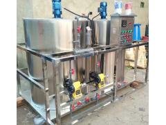 唐山全自動加堿機 磚廠自動加堿機  脫硫塔自動加堿機